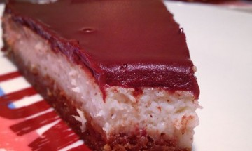 No cheesecake choco coco