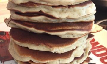 Pancakes version Végétale
