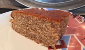 Gâteau Cacahuète 4 épices (Vegan)